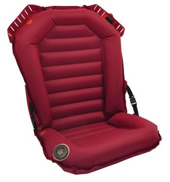 Asiento hinchable para el coche Easy Car Seat