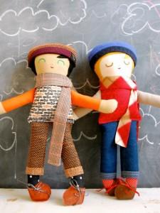 warm sugar 2 225x300 Las muñecas personalizadas de Warm Sugar